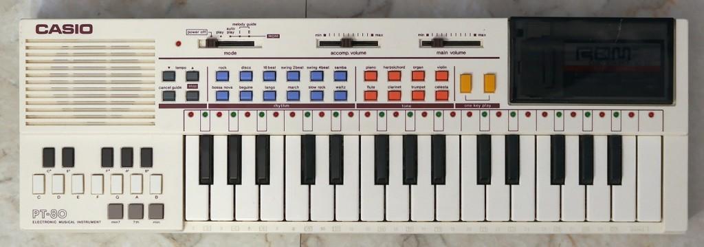 Casio PT-80 Keyboard